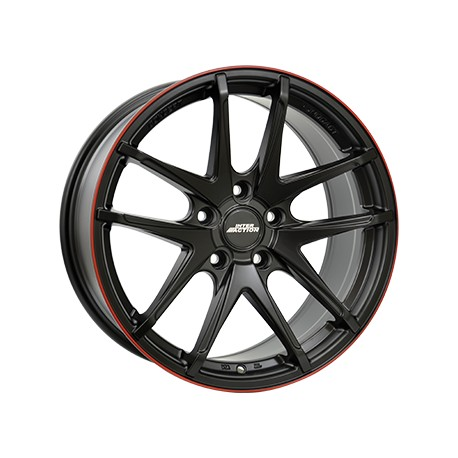 ALLOY WHEEL 7,0X16 IA RED HOT 4/098 ET38 CH58,1