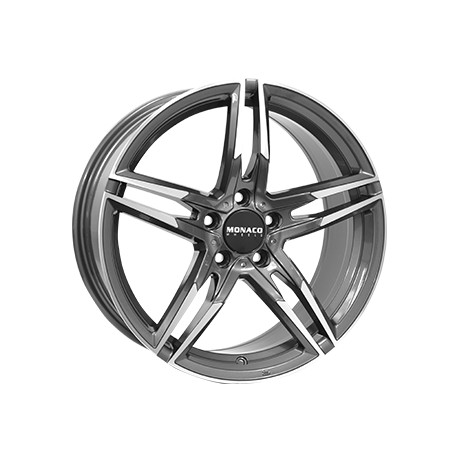 ALLOY WHEEL 8,0X18 MONACO GRAND PRIX 5/112   ET35 CH66,5