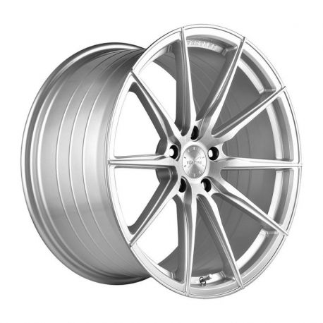 JANTE ALU VERTINI WHEELS VERTINI RF1.1 ROTARY FORGED 20X10.5 5X120 ET27 BRUSH FACE SILVER 72.6