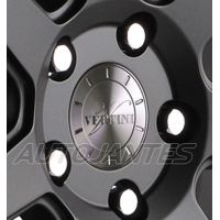 CENTRE CAP IN ALUMINIUM SLATE GREY VERTINI WHEELS