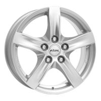 ALLOY WHEEL RIAL ARKTIS SILVER