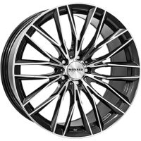 ALLOY WHEEL MONACO GP2 ANTHRACITE POLISH