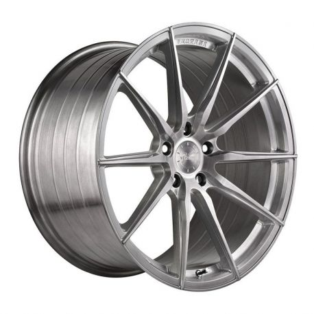 ALLOY WHEEL VERTINI WHEELS VERTINI RF1.1 ROTARY FORGED 20X9 5X120 ET20 BRUSH TITANIUM 72.6
