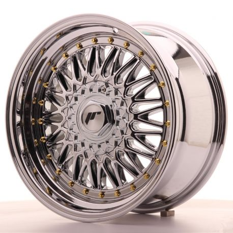 ALLOY WHEEL JAPAN RACING JR9 17X8,5 ET35 5X112/120 CHROME