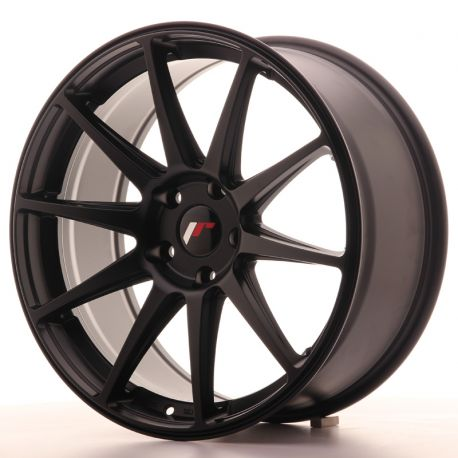 ALLOY WHEEL JAPAN RACING JR11 19X8,5 ET40 5X112 MATT BLACK