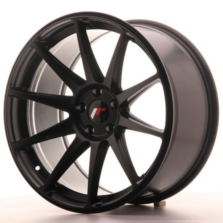 ALLOY WHEEL JAPAN RACING JR11 19X9,5 ET35 5X112 MATT BLACK