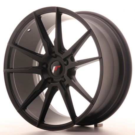 JANTE ALU JAPAN RACING JR21 19X8,5 ET40 5X112 MAT BLACK
