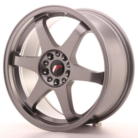 JANTE ALU JAPAN RACING JR3 18X8 ET40 5X100/108 GUN METAL