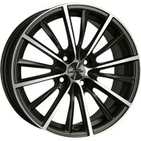 ALLOY WHEEL INTER ACTION VELOCITY