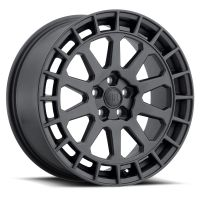 ALLOY WHEEL BLACK RHINO BOXER