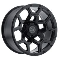 ALLOY WHEEL BLACK RHINO OVERLAND