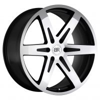 ALLOY WHEEL BLACK RHINO PEAK