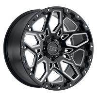 ALLOY WHEEL BLACK RHINO SHRAPNEL
