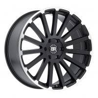ALLOY WHEEL BLACK RHINO SPEAR