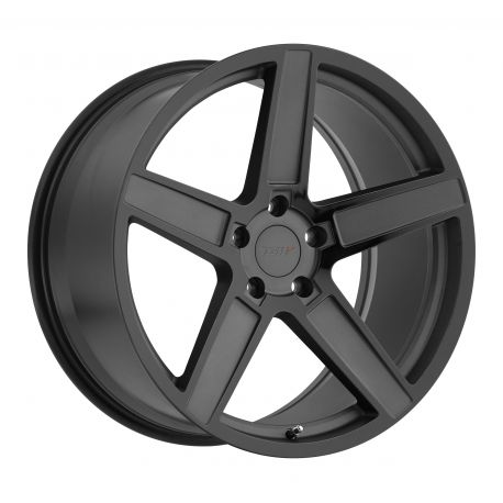 ALLOY WHEEL TSW ASCENT 20x8.5 5/120 ET35 CB76.1 MATTE GUNMETAL GLOSS BLACK FACE