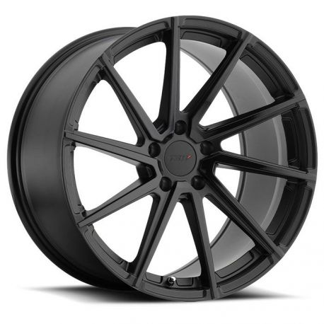 ALLOY WHEEL TSW WATKINS 20x9.0 5/114.3 ET20 CB76.1 DOUBLE BLACK - MATTE BLACK GLOSS BLACK FACE LEFT