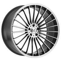 ALLOY WHEEL MANDRUS 23