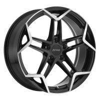 ALLOY WHEEL PETROL P1A