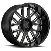 ALLOY WHEEL BLACK RHINO PISMO
