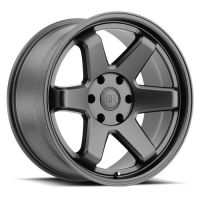 ALLOY WHEEL BLACK RHINO ROKU