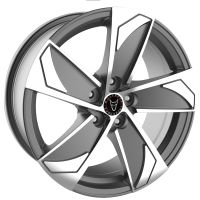 ALLOY WHEEL WOLFRACE AD5