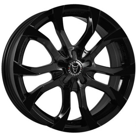 ALLOY WHEEL WOLFRACE ASSASSIN 4X114,3 7X16 ET40 GLOSS BLACK 72.6