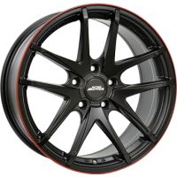 ALLOY WHEEL IA RED HOT