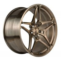 FORGED WHEEL VS FORGED VS17 IN 19 INCH