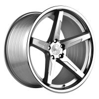 ALLOY WHEEL VERTINI RFS1.7 ROTARY FORGED FLOW FORMING