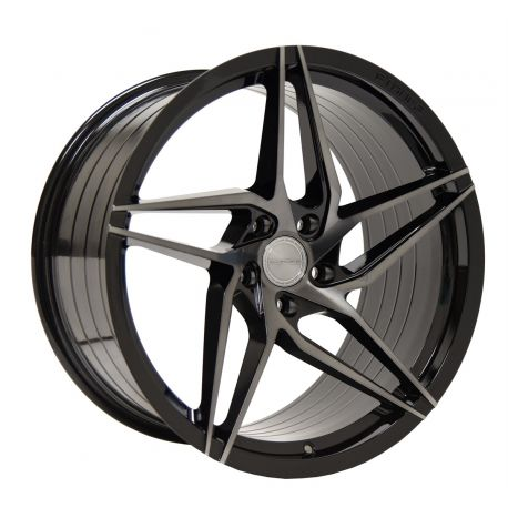 ALLOY WHEEL STANCE SF04R (F1) 20x9 BLANK 15-48 MBR