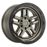 ALLOY WHEEL BLACK RHINO BARSTOW