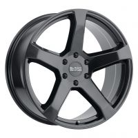 ALLOY WHEEL BLACK RHINO FARO