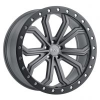 ALLOY WHEEL BLACK RHINO TRABUCO