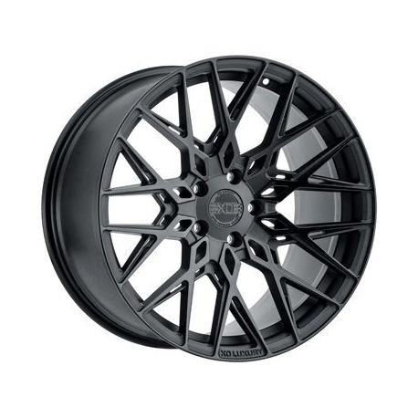 ALLOY WHEEL XO LUXURY PHOENIX 5x114.30 11.0X19 ET50 CB76.1 DOUBLE BLACK