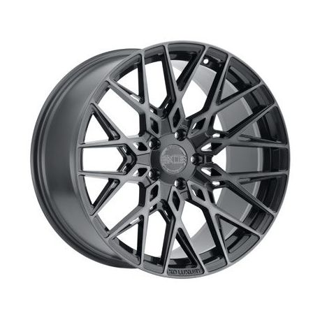 ALLOY WHEEL XO LUXURY PHOENIX 5x114.30 8.5X19 ET35 CB76.1 GUNMETAL W/BRUSHED GUNMETAL FACE