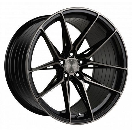 JANTE RF1.8 F1 19X8.5 BLANK ET9-40 DB/BRUSHED