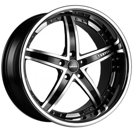 ALLOY WHEEL VERTINI WHEELS VERTINI FAIRLADY 19X9,5 5X120 45 MBTP 72,6<BR><BR>