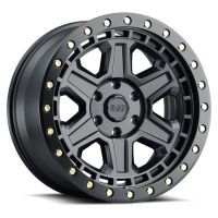 ALLOY WHEEL BLACK RHINO RENO
