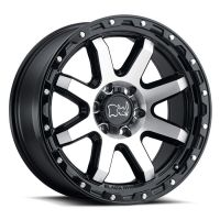 ALLOY WHEEL BLACK RHINO COYOTE
