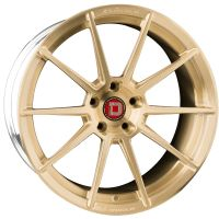 FORGED ALLOY WHEEL KLASSIN ID FORGED M10R IN 19 INCH