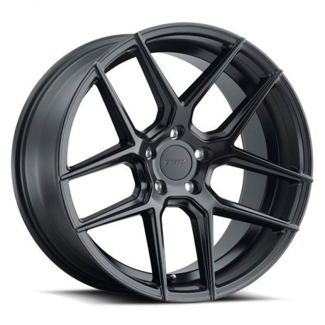 ALLOY WHEEL TSW TABAC 20x10.0 5/120 ET25 CB76.1 SEMI GLOSS BLACK