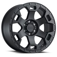 ALLOY WHEEL BLACK RHINO GAUNTLET