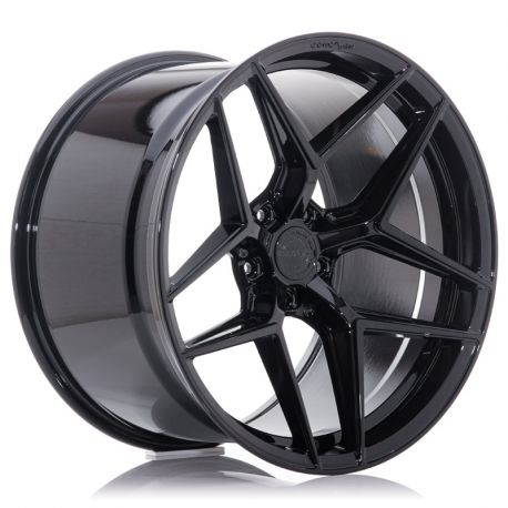SALE BLACK FRIDAY UNTIL THE 6th OF DECEMBER<BR> WHILE STOCKS LAST. FACTORY STOCK, FOR THE AVAILABILITY AND THE DELAY PLEASE CONTACT US IN ADVANCE OF YOUR ORDER.<BR><BR>ALLOY WHEEL HYBRID FORGED CONCAVER CVR2 19X9,5 ET20-45 BLANK PLATINUM BLACK